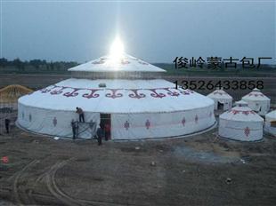 大型钢架圆顶帐篷去哪买