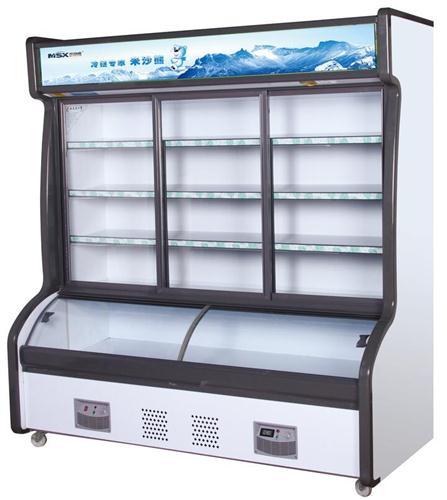 立式冷藏柜冰柜麻辣烫柜点菜柜凉菜柜