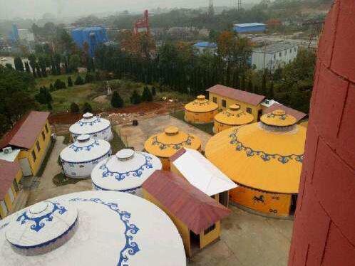 蒙古包价格|蒙古包安装方法|郑州蒙古包厂