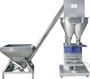 H-A2淀粉包装机整套图片