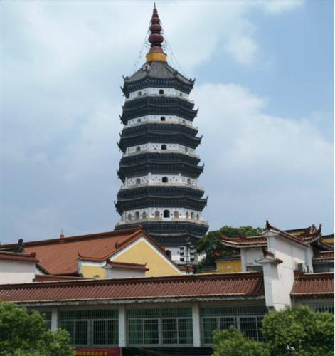 安庆振风塔维修保护工程