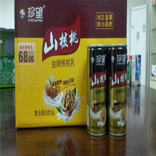 珍旺山核桃拉罐
