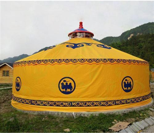安装蒙古包搭建方法与工具要求