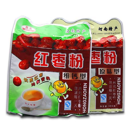 红枣粉 维钙型 原味型