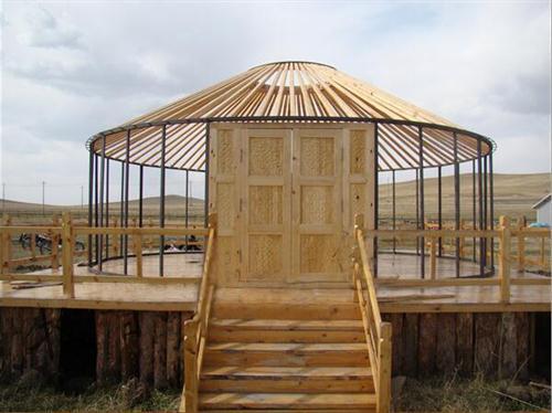 山东蒙古包厂址电话|山东旅游饭店蒙古包|蒙古包直径4米多少钱