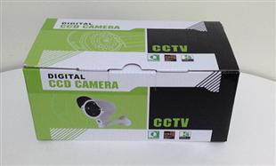CCD摄像头 纸盒包装设计