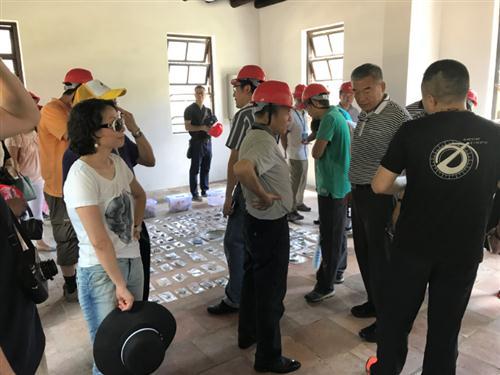广东上川岛天主教堂遗址、神父楼维修保护工程