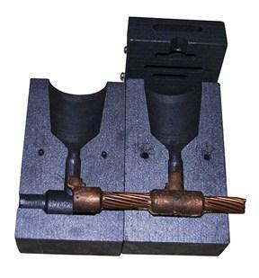 放热焊接模具