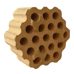 粘土格子砖