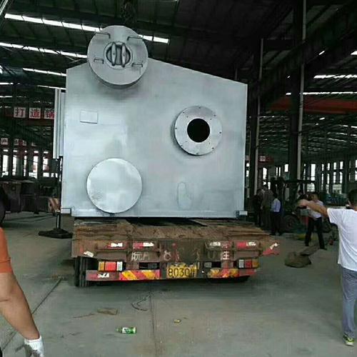 恒安汽锅20吨燃油燃气蒸汽汽锅
