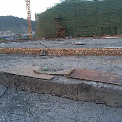 湖南湘西武陵山文化广场回填工程