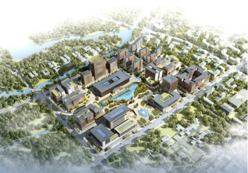 雄安新區首個標誌性建築群-雄安商務服務中心項目
