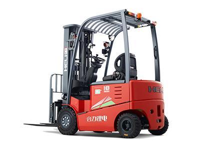 G系列-1-1.8吨锂电池平衡重式叉车