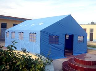 救灾帐篷(5X8m)