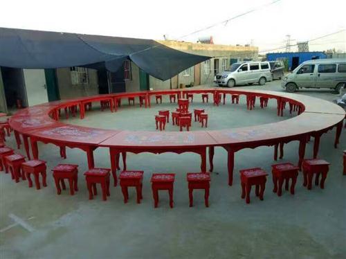彩色桌椅价格|彩色复古桌椅多少钱|仿古桌椅价格