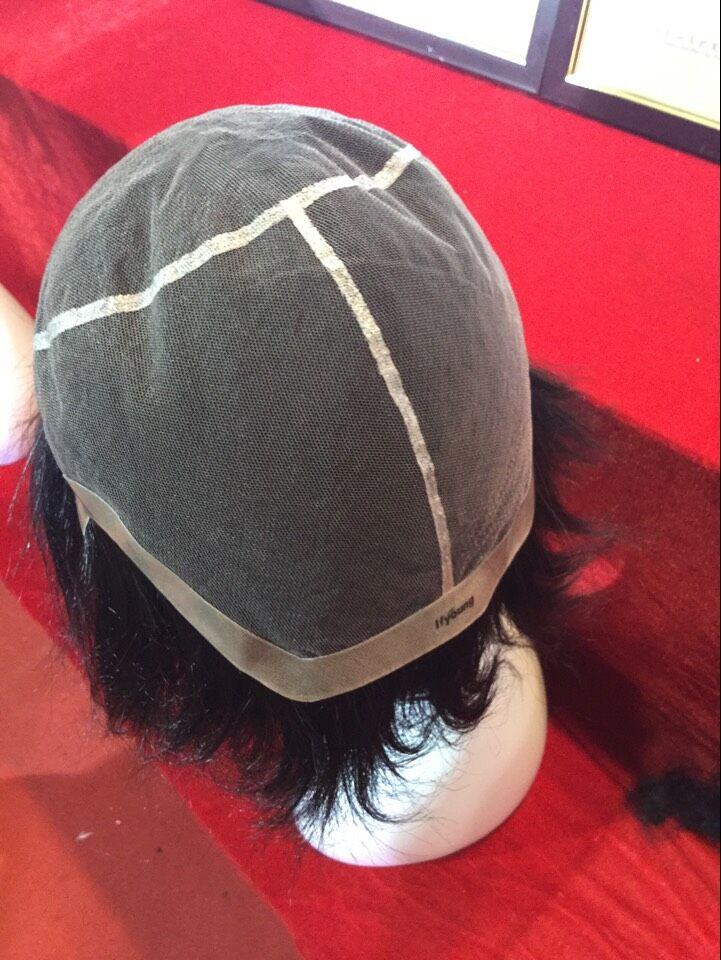 幼儿园手工浴帽假发