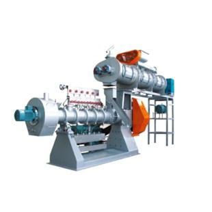 湿法单螺杆水产膨化机