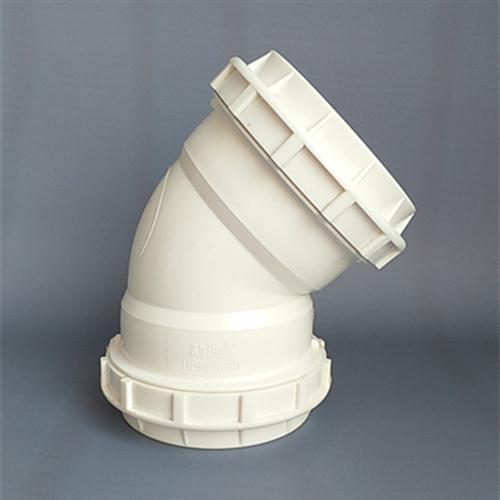 HDPE压盖式柔性承插排水管件