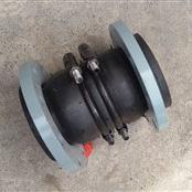 KST-F-双球可曲挠橡胶接头