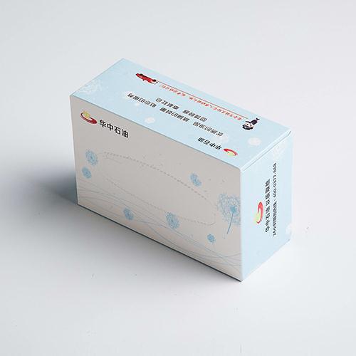 华中石油盒装抽纸