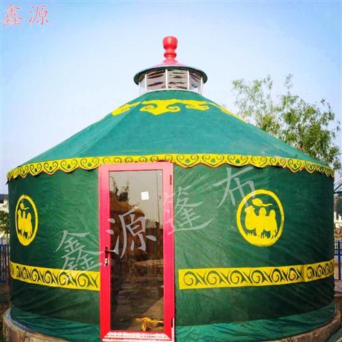 河南仙源蒙古包厂家