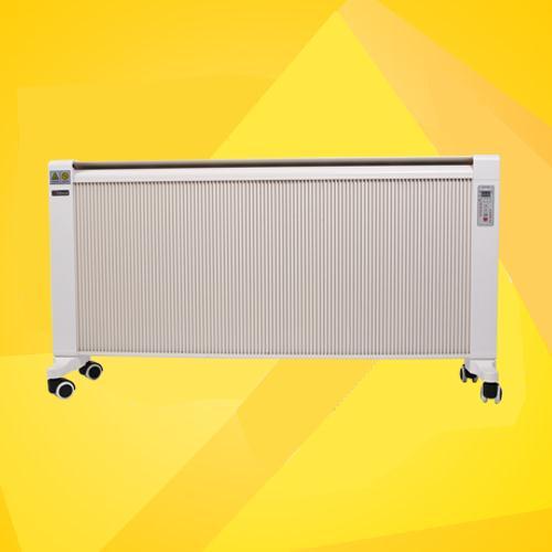 暖煌电暖:双面碳纤维电暖器