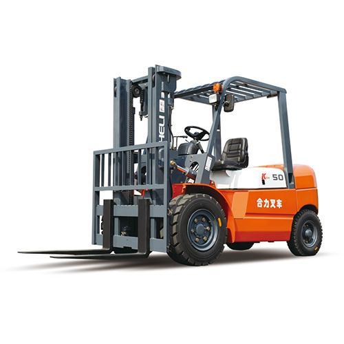 K系列5-10吨内燃平衡重式叉车