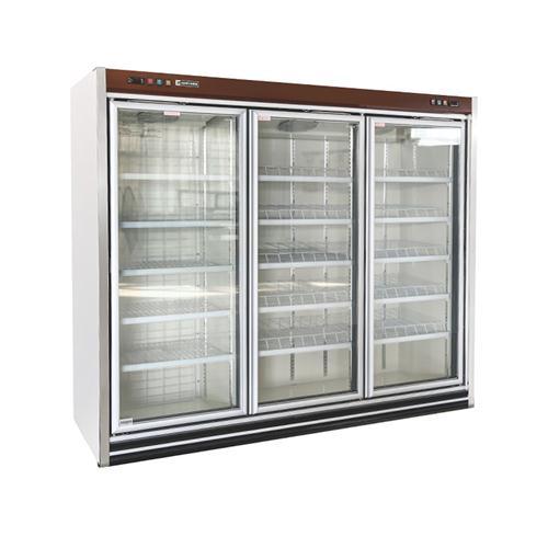 风冷连接式冷冻冷藏陈列柜