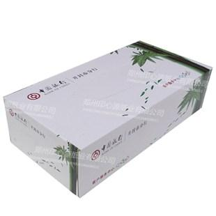 中国银行盒抽纸