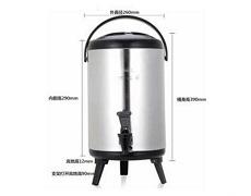 购买和保养奶茶保温桶的注意事项
