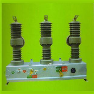 ZW32-12型 户外高压真空断路器.