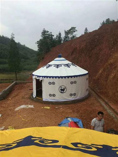 蒙古包帐篷|蒙古包帐篷快速搭建方法|郑州蒙古包帐篷厂