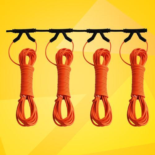 暖煌碳纤维发热电缆