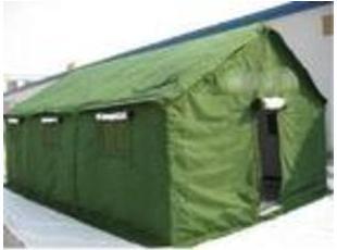有机硅帆布帐篷