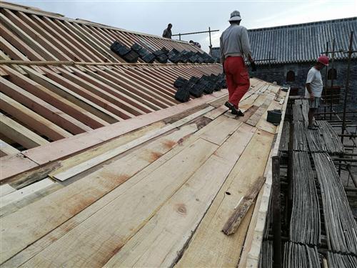 宝丰县清凉寺门房及明代窑炉保护房建设工程