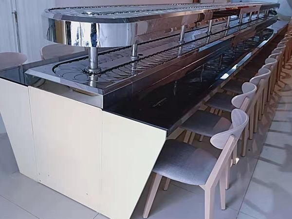 港式旋轉火鍋設備