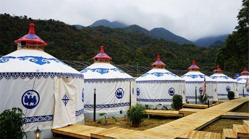 蒙古包-河南蒙古包厂-住宿蒙古包多少钱一个