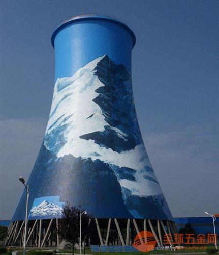 冷却塔防水堵漏施工