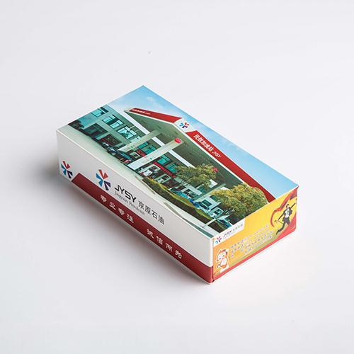民航加油站盒装抽纸
