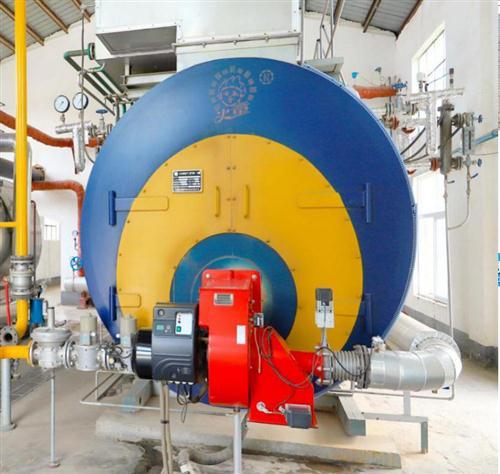 超低氮冷凝一体式燃气锅炉系列
