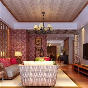 东南亚异域风格装修设计