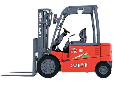 G系列-3-3.5吨蓄电池平衡重式叉车
