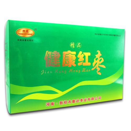 精品健康红枣礼盒