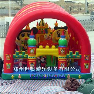 帐篷米奇城堡
