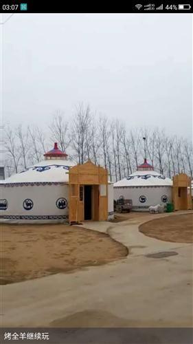 农家乐蒙古包价格多少|河南蒙古包农家乐蒙古包