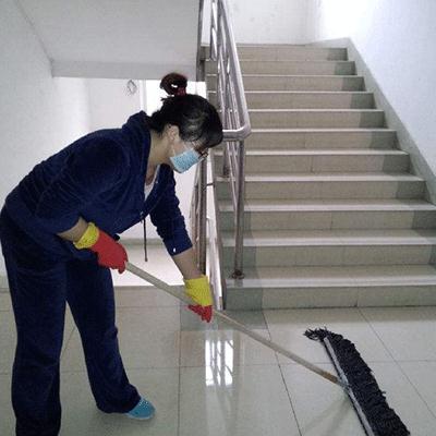 校园保洁托管