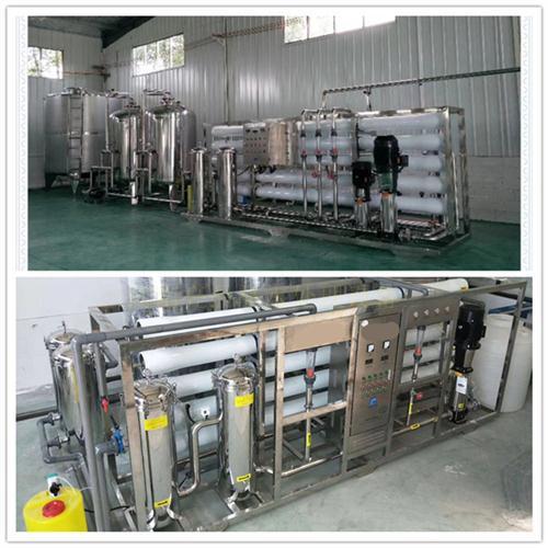 反滲透設備20-50噸不鏽鋼