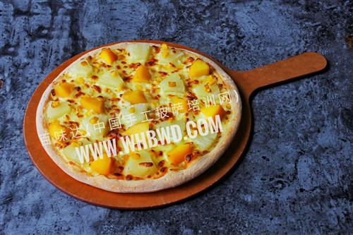 披萨系列写真