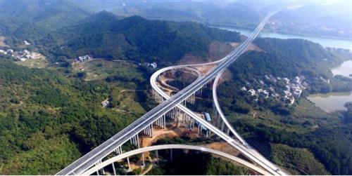 【工程案例】廣平高速公路TJ03合同段路基工程 輕質混凝土項目