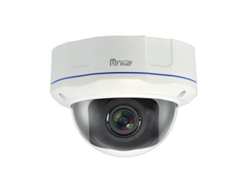 防暴半球型網絡攝像機